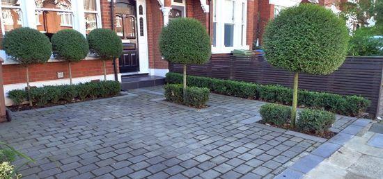 28 Home Driveway Design Ideas | Garden ideas driveway, Front .