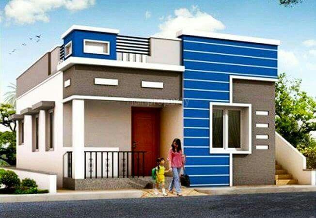 Devesh   Kerala house design, Village house design, House front desi