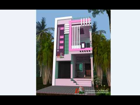 16 to 18 ft FRONT HOUSE DESIGN - YouTu