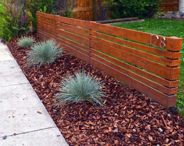 Top 60 Best Front Yard Fence Ideas - Outdoor Barrier Desig