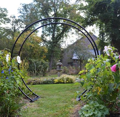 Decorative Garden Arches & Garden Arbors | Kinsman Gard