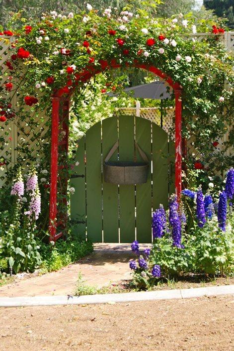 Garden Arbor Tips - Landscaping Netwo