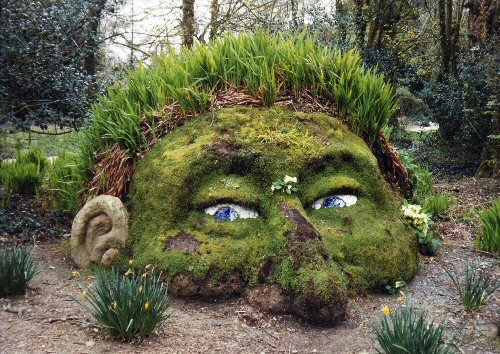 Creative Garden Art Pictures, Photos, and Images for Facebook .