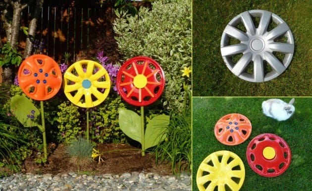 30 DIY Garden Art Ideas To Enjoy This Spri