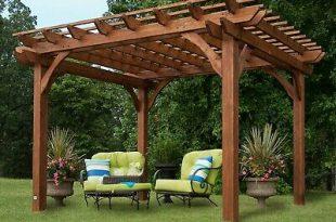 Pergolas Canopies Garden Awnings Gazebo Structures Patio Backyard .