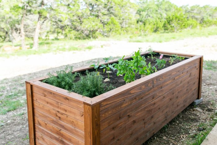 Project of the Week - Raised Garden Bed - Real Ced