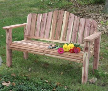DIY Garden Benches - Extreme How