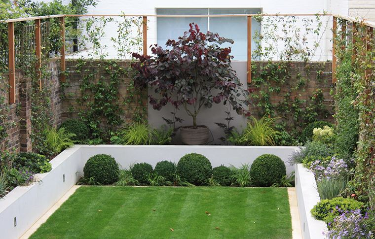 Garden Landscaping Ideas for Borders and Edg