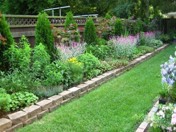 37 Creative Lawn Garden Edging Ideas, Designs & latest Tren