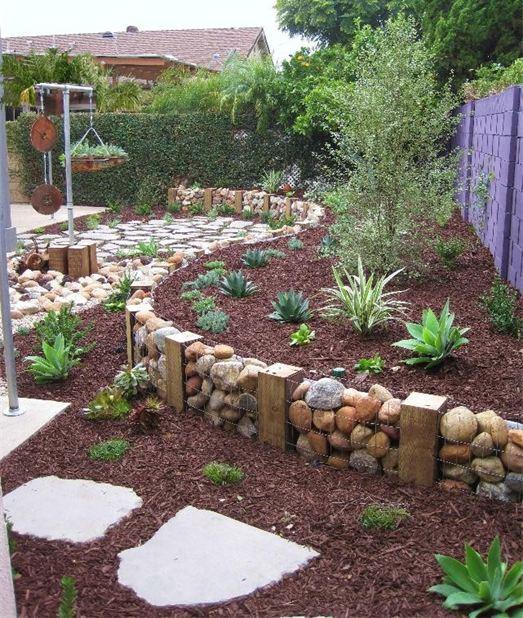 17 Simple and Cheap Garden Edging Ideas For Your Garden .