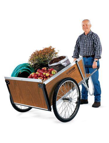 Garden Cart - Large | Garden Wagon | Yard Cart | Garden cart .