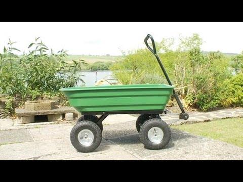 Heavy Duty Garden Cart - YouTu