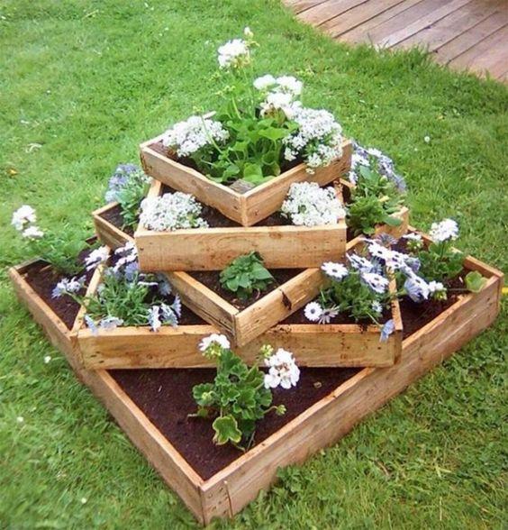 Disconcerting Repurposed Garden Decor Ideas - DIY Ide