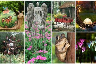 30 Garden Decoration Ideas We Can't Get Enough Of - Garden Lovers Cl