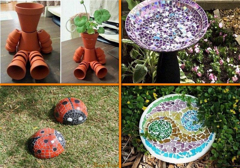 home garden decor ideas – Wilson Rose Gard