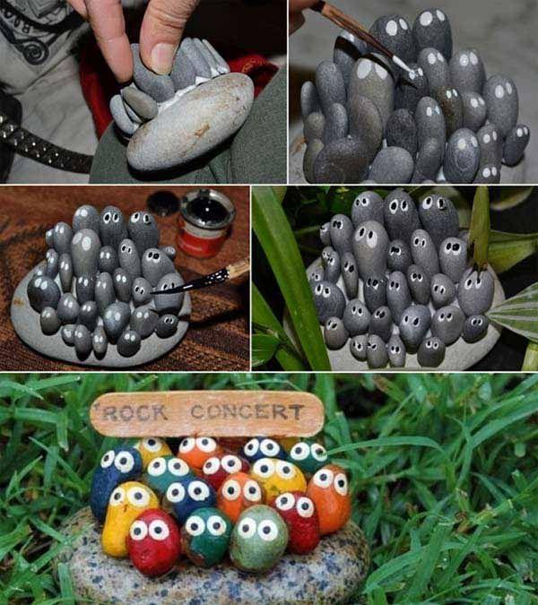 19 Handmade Cheap Garden Decor Ideas To Upgrade Garden | Garden .