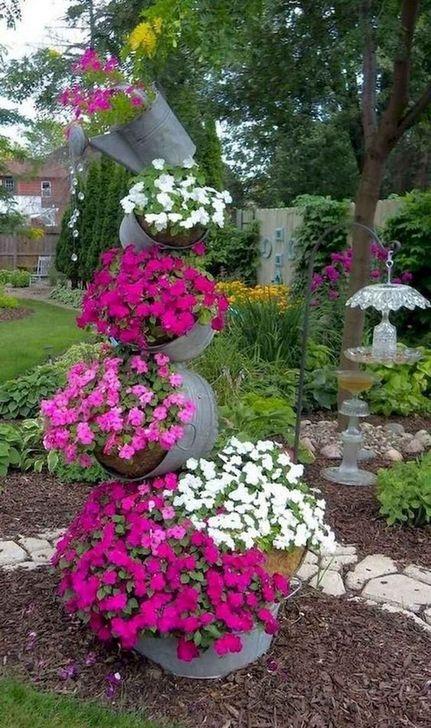 47 Incredible Spring Garden Decoration Ideas For Backyard & Front .