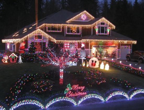 Christmas Garden Decoration Ide