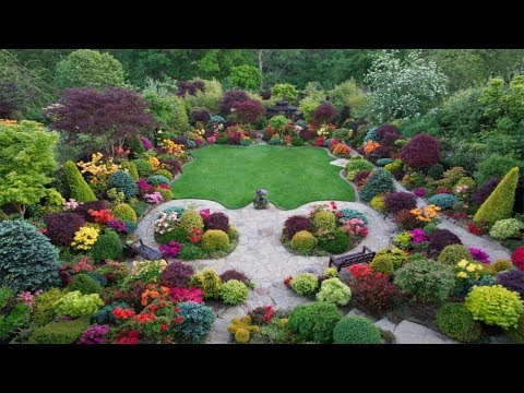 Top 90 beautiful small garden design ideas - YouTu