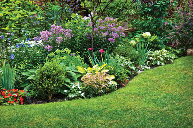 gardenUP Garden Designs - Traditional - Landscape - Boston - by .