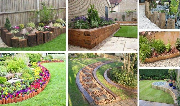 Creative Garden Edging Ideas – Creative Desi