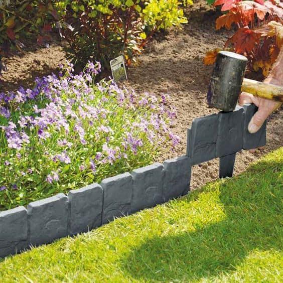 66 Creative Garden Edging Ideas To Set Your Garden Apa