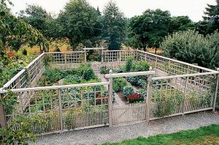 Deer-Proof Garden Fence Ideas - Sunset Magazi