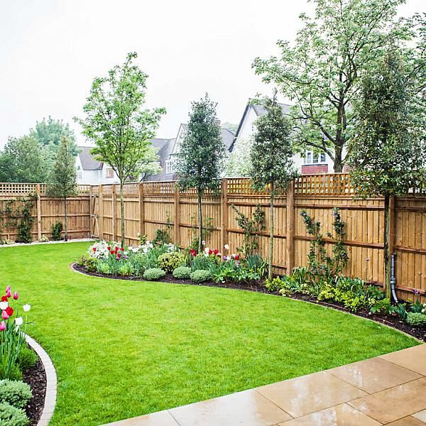 Garden Design Process | Urban garden design, Backyard landscaping .