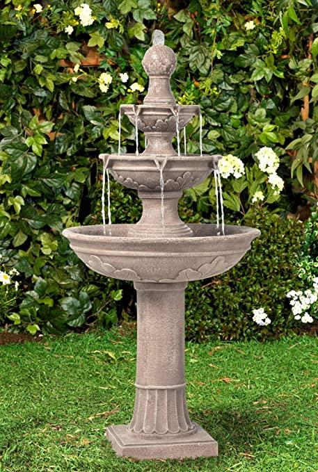 Amazon.com : John Timberland Stafford Italian Outdoor Floor Water .