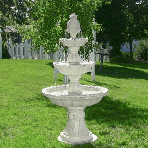 Best Garden Fountain Buyer's Guide – Yard Foc
