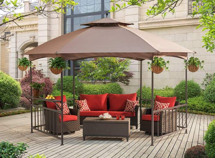 10 Best Garden Gazebos | Aesthetic and Affordab