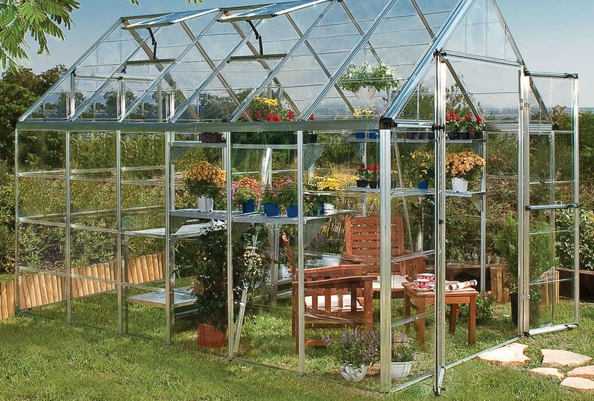 Greenhouse Buying Guide from Gardener's Supp