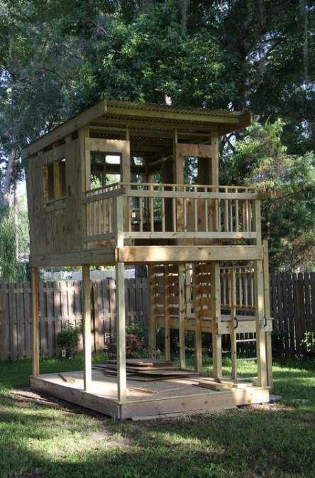 New garden inspiration ideas play areas 30+ Ideas #garden | Tree .