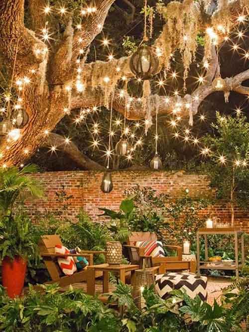 29 Fantastic Garden Lighting Ide