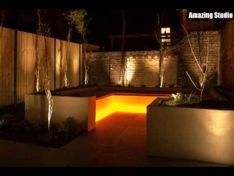 Best small garden lighting ideas 91 on interior designing home .