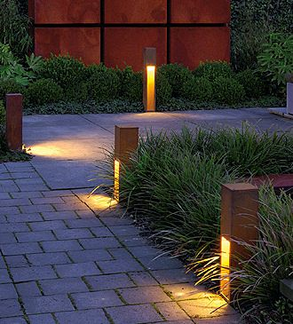 Awesome Garden Lights for Your Sweet Backyard | Garden path .