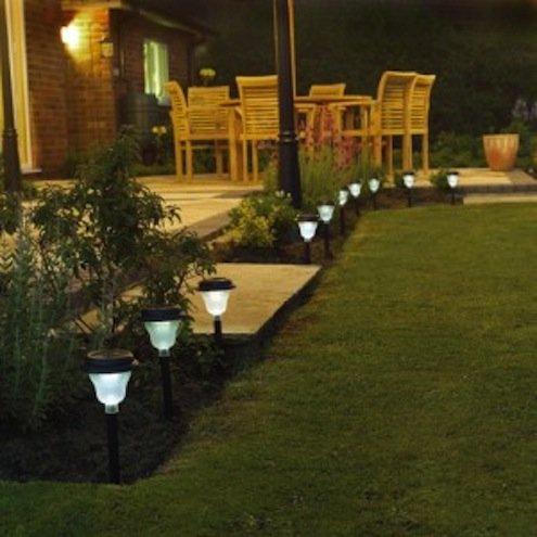 Solar Garden Lights - Bob Vila Radio - Bob Vila's Blo