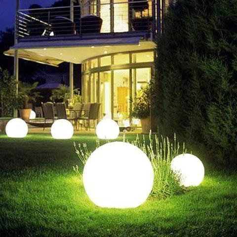 Globe Solar Zen light – Nazamida L