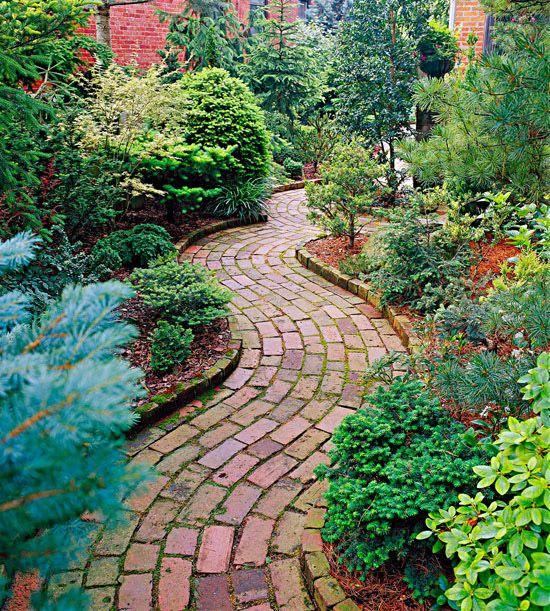 Glorious Garden Paths | Charming garden, Gorgeous gardens, Garden .