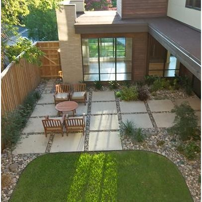 41 Backyard Design Ideas For Small Yards | Small backyard .