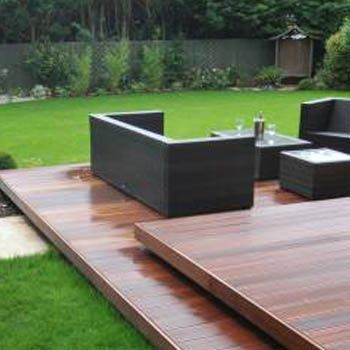 Garden Decking and Patio Ideas | Oye! Tim