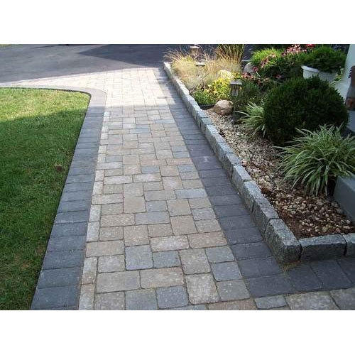 Garden Paving Tile, For Landscaping And Pavement, Rs 45 /piece .