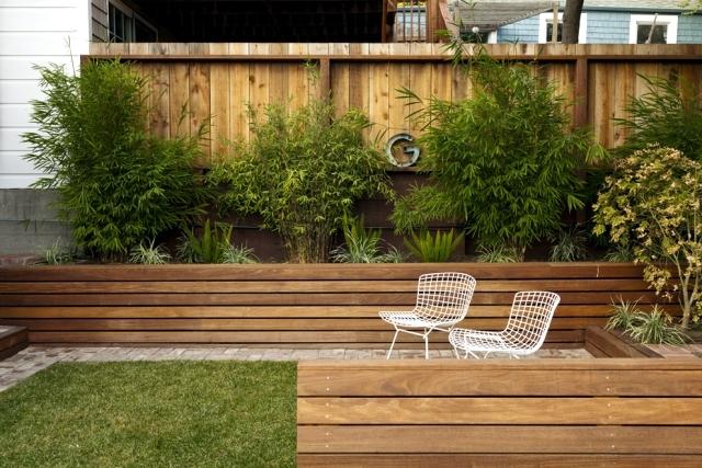 Planters in the garden – 56 Ideas for artistic garden design .