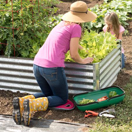 Garden Planters - Container Gardening Supplies at Gardener's Ed