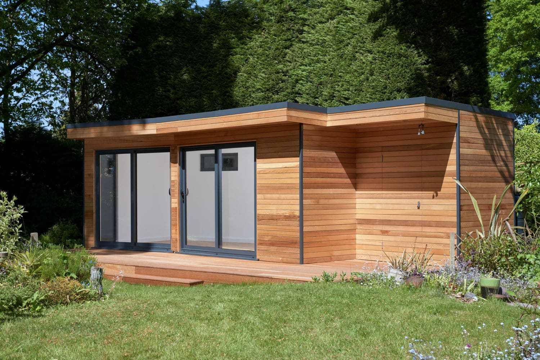 Bespoke Garden Rooms, Garden Offices, Garden Studios Kent, Lond