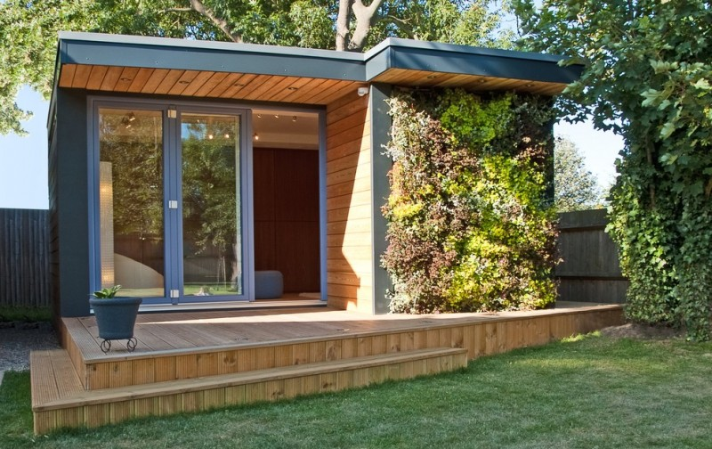 Inspiring Design Solutions for a Perfect Garden Room .