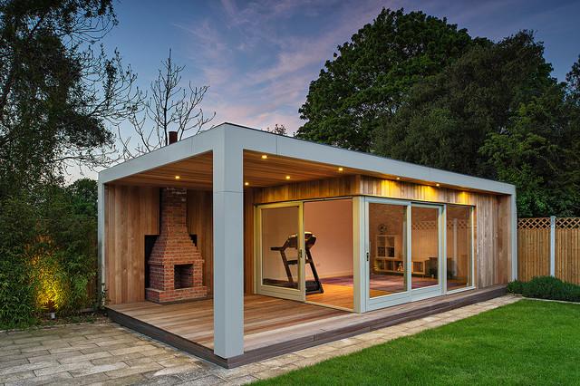 Various Garden Rooms & Studios - Contemporary - Shed - Dublin - by .