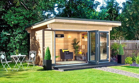 Garden rooms and how to get them | Express.co.