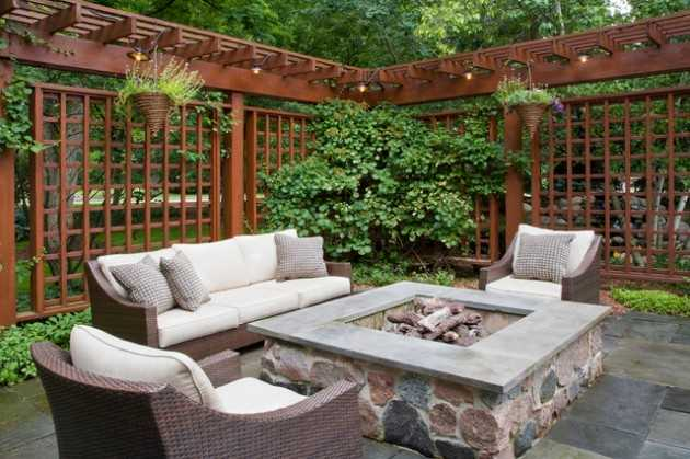 18 Effective Ideas How To Make Small Outdoor Seating Ar
