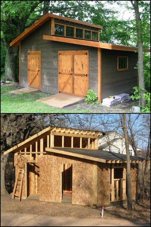 DIY Garden Shed in 2020 | Diy storage shed plans, Backyard sheds .